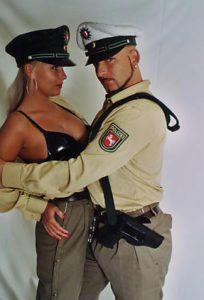 Polizei Paarstrip