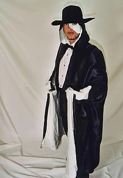 Stripshow Don Juan Phantom der Oper